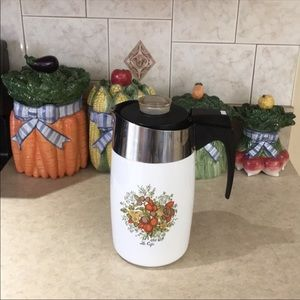 Corningware coffee pot